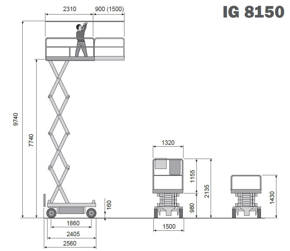 Iteco IG 8150