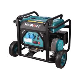 Heron 8896140 Elektrocentrála rámová benzínová